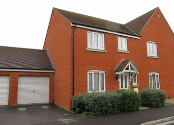 Thumbnail 3 bed property for sale in Turnock Gardens, West Wick, Weston-Super-Mare