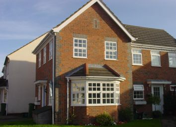 Thumbnail 2 bed detached house to rent in Lark Vale, Aylesbury