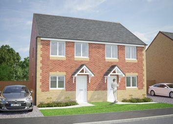 Thumbnail 3 bed semi-detached house for sale in The Tyrone, Barnburgh View, Barnburgh Lane, Goldthorpe, Rotherham, South Yorkshire