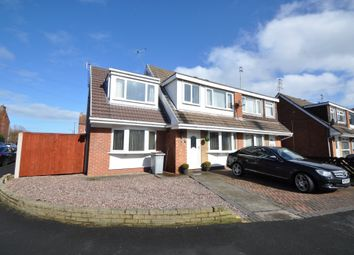 Thumbnail 5 bed semi-detached house for sale in Heyes Drive, Wallasey
