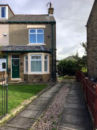 Thumbnail 2 bed semi-detached house to rent in Intake Road, Bradford