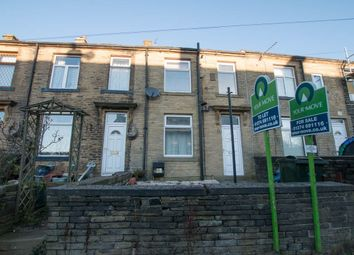 Thumbnail 1 bed terraced house for sale in Albert Street, Queensbury, Bradford