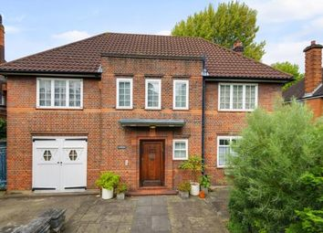 Thumbnail 5 bedroom detached house for sale in Lyndale, The Hocrofts, London