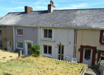 Thumbnail 2 bed cottage for sale in Victoria Row, Penclawdd, Swansea