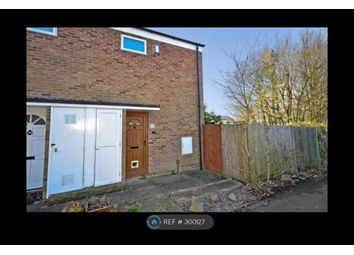 Thumbnail 1 bed end terrace house to rent in Pinewood Drive, Chatham