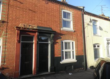 Thumbnail 3 bedroom terraced house to rent in Dunster Street, Northampton