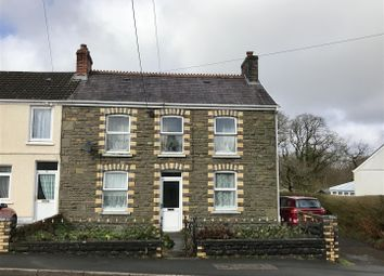 Thumbnail 4 bed semi-detached house for sale in Maesquarre Road, Ammanford, Dyfed