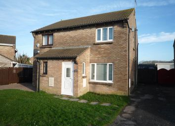 Thumbnail Semi-detached house to rent in Fonmon Park Road, Rhoose, Vale Of Glamorgan