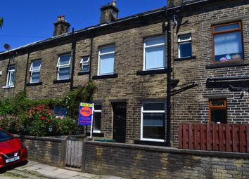 Thumbnail 3 bed terraced house to rent in Raglan Street, Queensbury, Bradford