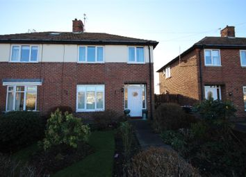 Thumbnail 3 bed semi-detached house for sale in West Drive, Cleadon, Sunderland