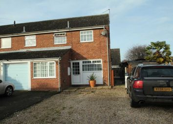 Thumbnail 3 bed end terrace house for sale in St. Edmunds Road, Lingwood, Norwich