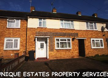 Thumbnail 3 bedroom end terrace house for sale in Leven Drive, Cheshunt, Waltham Cross