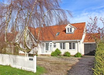 Thumbnail 3 bed detached bungalow for sale in St. Margaret South Elmham, Harleston, Suffolk