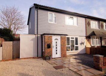 Thumbnail 3 bed semi-detached house for sale in Birdlip Road, Cosham, Portsmouth