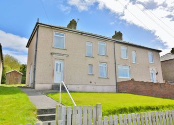 Thumbnail 3 bed semi-detached house for sale in Bransty Road, Bransty, Whitehaven