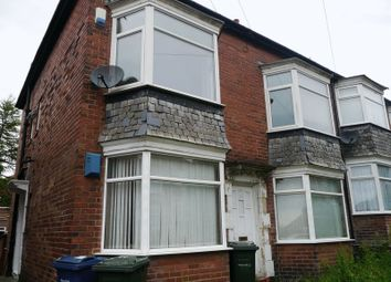 Thumbnail 2 bedroom flat for sale in Normount Road, Grainger Park, Newcastle Upon Tyne