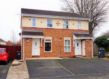 Thumbnail 2 bed semi-detached house for sale in Colworth Road, Birmingham