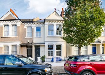 Thumbnail 5 bed terraced house for sale in Farlow Road, Putney, London