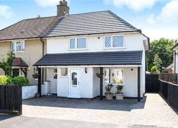 Thumbnail 3 bed semi-detached house for sale in Fotherley Road, Mill End, Rickmansworth, Hertfordshire