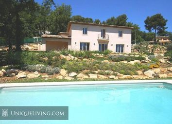 Thumbnail 4 bed villa for sale in Tourrettes Sur Loup, French Riviera, France
