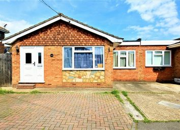 Thumbnail 2 bed detached bungalow for sale in Waalwyk Drive, Canvey Island, Essex