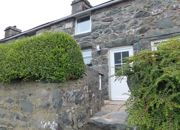 Thumbnail 1 bedroom cottage for sale in 3 Tai Newyddion, Llanaber, Nr Barmouth