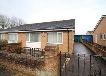 Thumbnail 2 bed semi-detached bungalow for sale in Cherry Brow, Morton West, Carlisle
