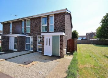 Thumbnail 2 bedroom end terrace house for sale in Kennet Close, Grove, Wantage