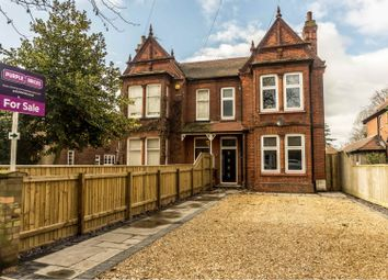 Thumbnail 4 bed semi-detached house for sale in Pinchbeck Road, Spalding