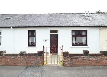 Thumbnail 2 bed terraced bungalow for sale in Rotchell Gardens, Dumfries, Dumfries And Galloway