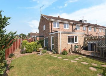 Thumbnail 3 bed end terrace house for sale in Brookway, Long Hanborough, Witney