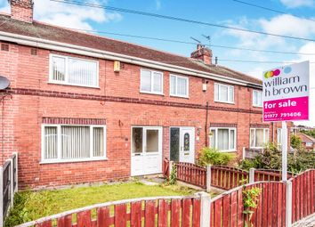 Thumbnail 3 bedroom town house for sale in Westbourne Avenue, Pontefract