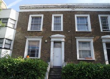 Thumbnail 1 bed terraced house to rent in Clapham Park Estate, Headlam Road, London