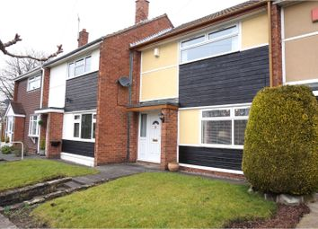 Thumbnail 2 bed terraced house for sale in Adderley Road, Stoke-On-Trent