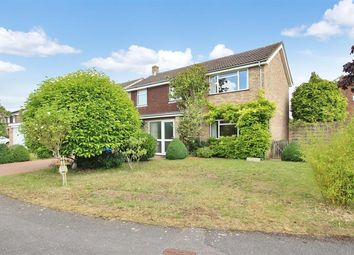 Thumbnail 4 bed detached house for sale in Loddon Close, Abingdon