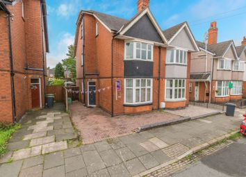 Thumbnail 5 bedroom semi-detached house for sale in Belvoir Drive, Leicester