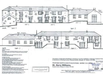 Thumbnail Property for sale in Mawgan, Helston, Cornwall