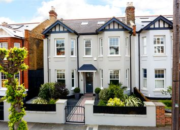 Thumbnail 5 bed semi-detached house for sale in Cromwell Road, London