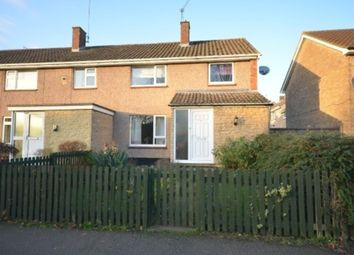 Thumbnail 3 bed semi-detached house to rent in Worksop Gardens, Corby