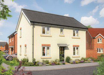 "Thumbnail 3 bedroom detached house for sale in ""The Mountford"" at Flawforth Lane, Ruddington, Nottingham"
