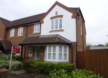 Thumbnail 3 bedroom terraced house to rent in Horn Lane, Stony Stratford