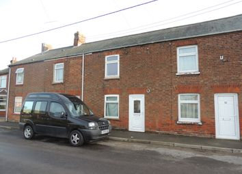 Thumbnail 2 bed terraced house to rent in St Peters Road, Upwell