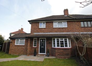 3 bed semi-detached house for sale in Thorpe Lea Road, Egham TW20