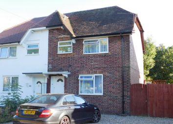 Thumbnail 3 bedroom semi-detached house for sale in Haig Road, Hillingdon