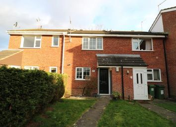 Thumbnail 2 bed terraced house for sale in Field Close, Littlethorpe, Leicester, Leicestershire