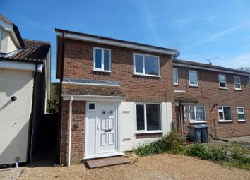 Thumbnail 3 bed semi-detached house to rent in Parkeston Road, Felixstowe