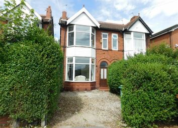Thumbnail 3 bed semi-detached house to rent in Stockport Road, Cheadle Heath, Stockport