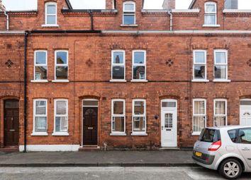 Thumbnail 4 bed terraced house for sale in Delaware Street, Belfast