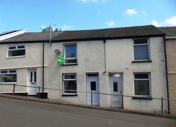 Thumbnail 2 bed terraced house for sale in Coedcae Road, Trehafod, Pontypridd