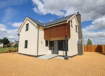 Thumbnail 4 bed detached house for sale in Walden Road, Sewards End, Saffron Walden